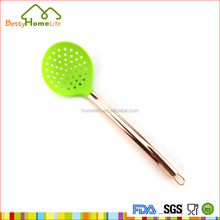 Alibaba Top Manufacturer stainless steel and silicone kitchen utensils