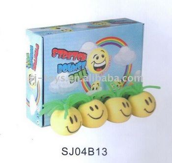 Happy Funny Smile Stress Ball Toy for Children