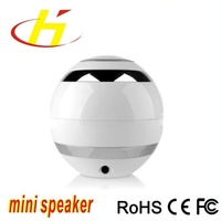High Quality Bluetooth ball shape Speaker portable solar bluetooth speaker