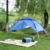 Tents Outdoor Camping Portable Waterproof Hiking Tent Anti-UV 2/4 Person Folding Pop Up Sunshade Ultralight Tent