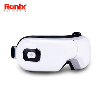 Portable Intelligent Rechargeable USB Smart Eye Massager Wireless Eye Mask and Air Pressure with Relaxing Music