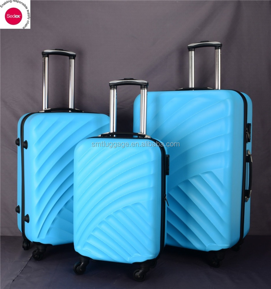 Promotional Hard ABS Trolley Luggage Case