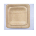Wholesale Compostable Round Bamboo Dinner Plate