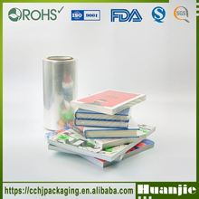 Clear Packing Plastic POF Shrink Film Factory