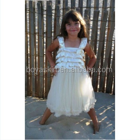 pageant dresses Newest Fancy Style Lace Petti Dress Chiffon Petti Skirt Ruffled Puffy Fluffy Chiffon PettiDress