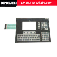 2015 China Wholesales Membrane Keyboard with Touchpad