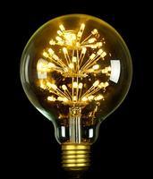 G80 2W 4W Dimmable LED Filament light 110V 220V B22 E27 Edison Vintage led Glass bulb Replace 20W 40W Incandescent lamp