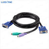 Color custom vga to mini din cable pin out/male vga to s-video cable