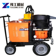 Construction Machinery Environmental Sale Explosion Proof Shotcrete Machinery