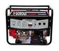 VIGOROUS 6kw Dual Fuel (Gas and Gasoline) Generator