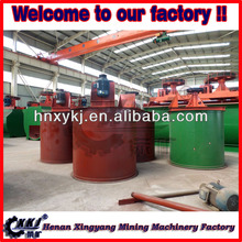Mineral slurry agitation tank machine for processing