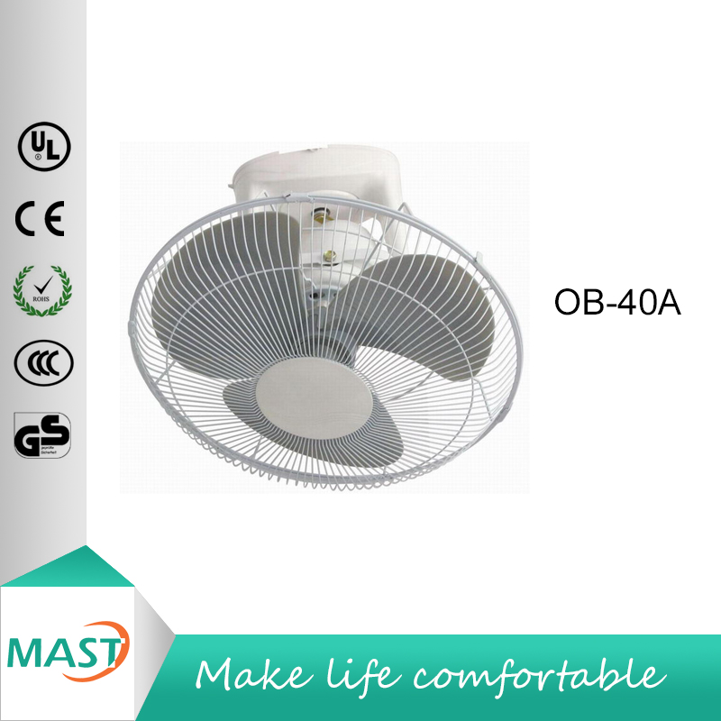 air cooler 16 inch ceiling winding electrical orbit fan