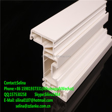Cheap Outdoor Plastic Window Manufacturer in China/Outdoor Plastic Window