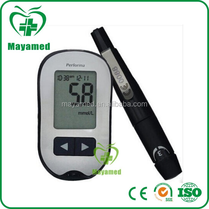 MY-G024 MAYA MEDICAL portable glucometer Health Care Product for sale