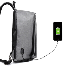 Usb Charging Waterproof Canvas Video Camera Bag