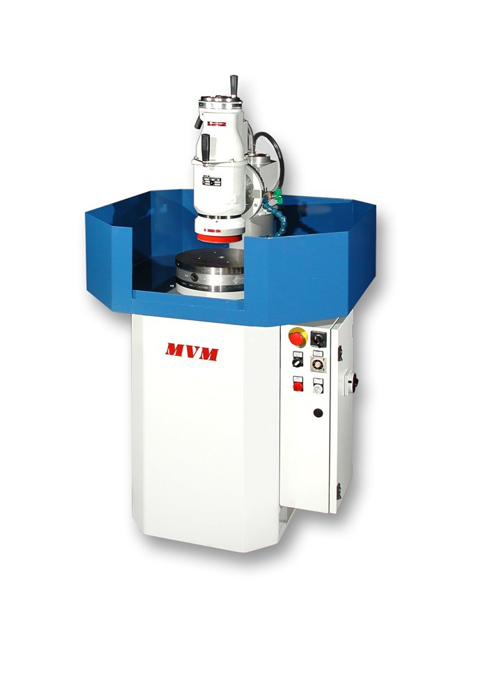 Grinding machine for circular blades and knives
