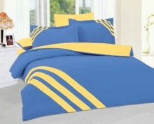 Fast supplier 100% polyester designer bedding sets