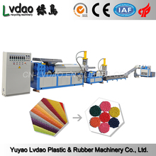 China product PP PE film crushing washing drying recycling line