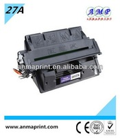 China manufacturer of office supply laser printer cartridge toner C4127A compatible toner cartridge for HP printer
