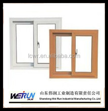 20 Years warranty German RENOLIT Fashionable wooden laminated upvc profiles for windows and doors
