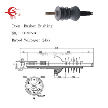 Wall Bushing for Indoor and Outdoor Application