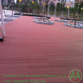 Good price wood plastic composite WPC decks from China manufacturer