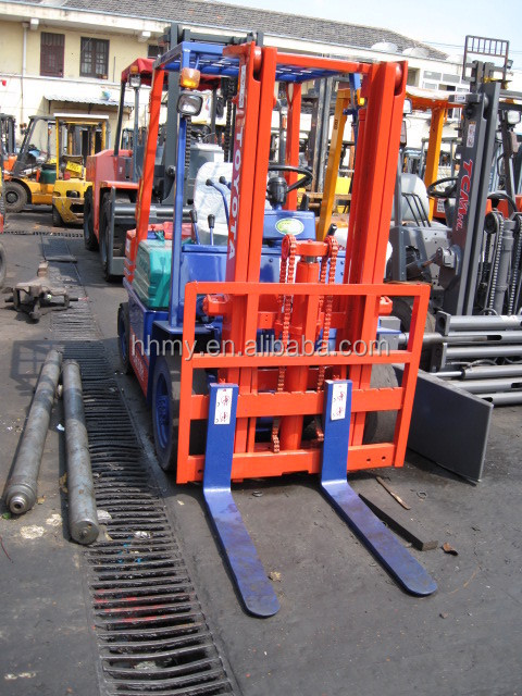 Toyota forklifts 2ton for sale japan used forklift