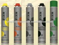 PU Foam Sealer | Adhesive Polyurethane Sealants factory/manufacturer gun/tube type 750ml