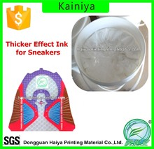 good adhesion 3D high density sport shoes printing ink