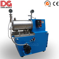 horizontal 10/20/30l bead mill grinder for paints and inks
