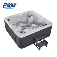 Acrylic whirlpool outdoor spa hot tub with balboa control system