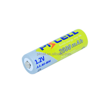 reusable children toys batteries rechargable 2200mah 1.2v
