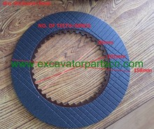 Friction Plate/ Disc Clutch /Friction Disc (158*95*2.7/IT38