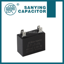 High Quality Wholesale Fan cbb61 capacitor 250vac 50/60hz
