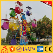 hot sale carnival rides amusement park equipment manufacturer kids mini small ferris wheel for sale