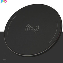 Universal Qi mobile quick charging wireless power bank charger for samsung wireless charger