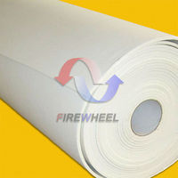 refractory ceramic fiber fire resistant insulation paper