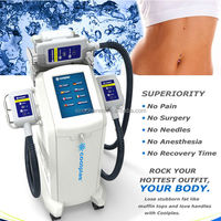 2015 newest cryolipolise machine Beijing Sincoheren Coolplas for perfect cooling Non-Surgical Treatment