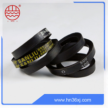 China supplier black rubber v belt pulley material for wholesale