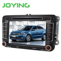 7 inch fixed digital panel car radio stereo car DVD player for VW Volkswagen with GPS navigation