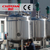 Chemical reactor for epoxy resin/polyurethane/polyester resin/acrylic resin 119