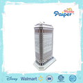 ODM World famous building puzzle paper model 3d puzzle