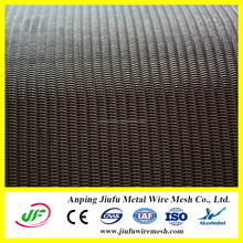 304 316 0.4mm Wire Dia Stainless Steel Wire Mesh