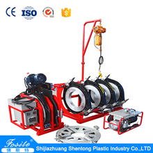 630/315mm hdpe pipe butt/joint fusion welding machine