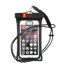 FREE SAMPLE China Manufacturer Swimming Small Waterproof Bag Waterproof Pouch Case Cover for Iphone