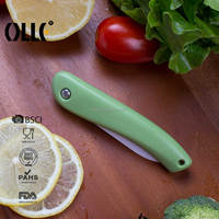 Olle Professional New Product Ceramic Blade Folding Knife