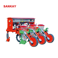 2017 best price 3 line bean maize planter machine for sale