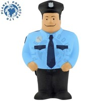Advertising Decoration Policeman Inflatable Model (PLAD40-067)