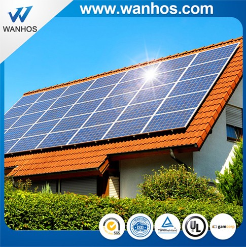 Solar Power System For Small Homes