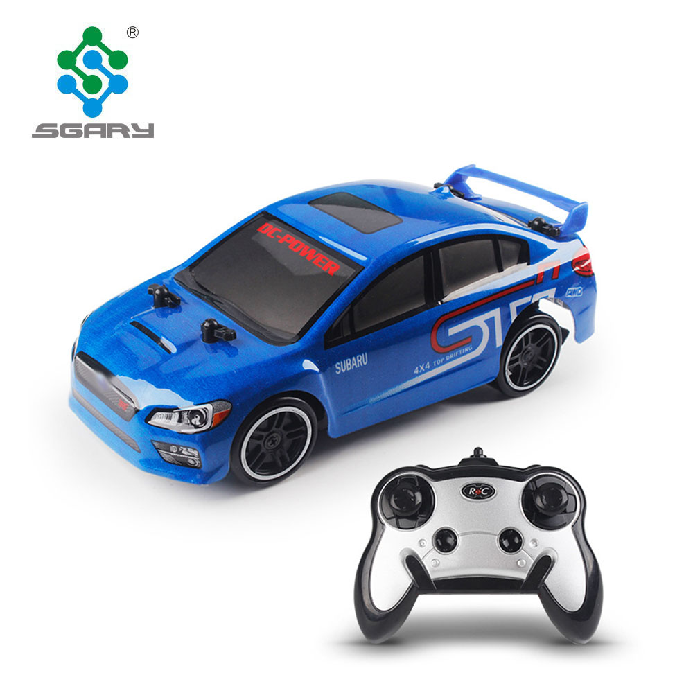 <strong>1</strong>:24 High speed rc car 30KM/H RC Sport Racing Drift Car Remote Control model kid toys